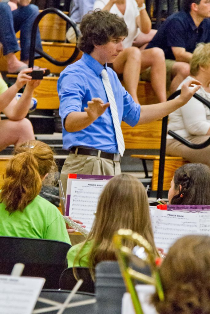 Nowell Schools Band Festival 6/12 Photo: Frank White III